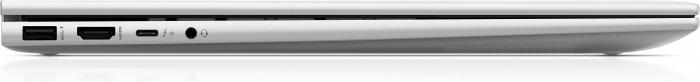 "Laptop HP Envy, 17.3"" Full HD Gorilla Glass, i5 1135G7 (pana la 4.2 GHz), 16 GB RAM, 512 GB SSD, NVIDIA® GeForce MX450 2GB, Windows 10 Home, Silver [5]"