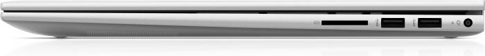 "Laptop HP Envy, 17.3"" Full HD Gorilla Glass, i5 1135G7 (pana la 4.2 GHz), 16 GB RAM, 512 GB SSD, NVIDIA® GeForce MX450 2GB, Windows 10 Home, Silver [3]"