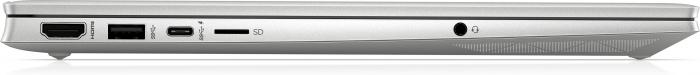"""Laptop HP Pavilion, 15.6"""", AMD Ryzen 5 4500U (pana la 4 GHz), 8 GB DDR4, 512 GB SSD, Wndows 10 Home, Silver [5]"""