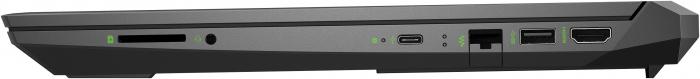 "Laptop HP Pavilion, 15.6"" Full HD, Ryzen 5 5600H (pana la 4.2 GHz), 8 GB RAM, 512 GB SSD, NVIDIA® GeForce RTX™ 3050 Ti 4GB, Windows 10 Home, Black [3]"