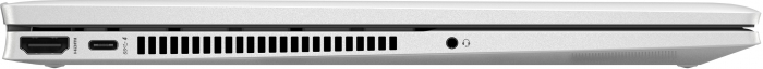 "Laptop HP Pavillion x360, 2in1,  15.6"", Intel® Pentium® Gold (pana la 3.5 GHz), 4 GB DDR4, 256 GB SSD, (2in1), Full HD, TouchScreen, Windows 10 Home, Silver [4]"
