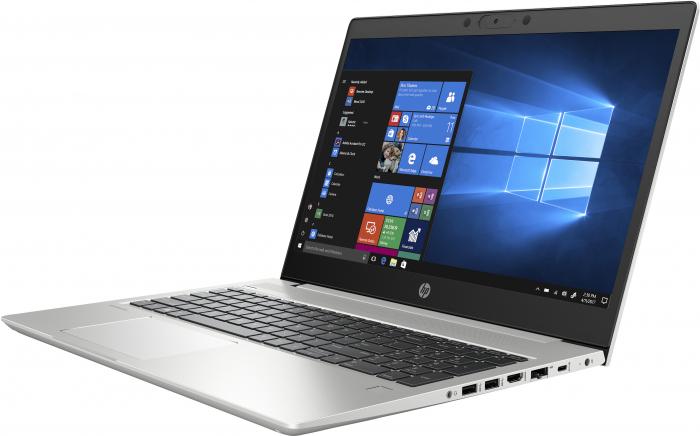 """Laptop HP Probook 450 G7, 15.6"""" Full HD, i7 10210U (pana la 4.2 GHz), 16 GB RAM, 1512 GB HDD+SSD, Windows 10 Pro, Silver [1]"""
