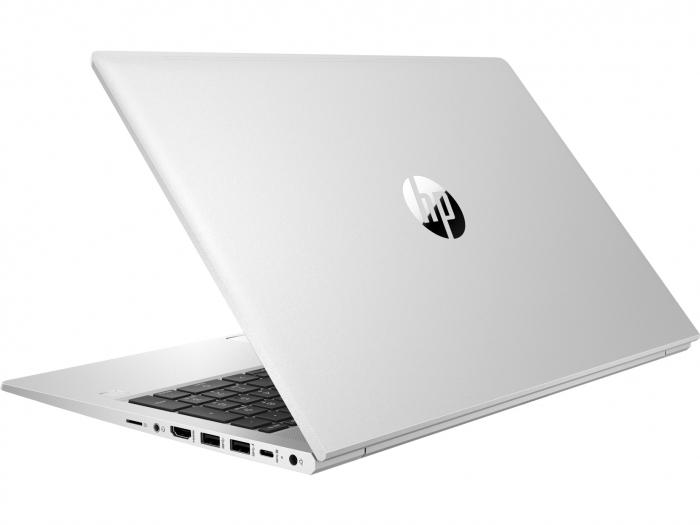 """Laptop HP ProBook 450 G8, 15.6"""" Full HD, i7 1165G7 (pana la 4.7 GHz), 8 GB RAM, 256 GB SSD, NVIDIA® GeForce MX450 2GB, Windows 10 Pro, Silver [4]"""