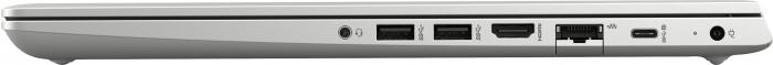 "Laptop HP Probook 455 G7, 15.6"" Full HD, Ryzen 7 4700U (pana la 4.1 GHz), 16 GB RAM, 512 GB SSD, Windows 10 Pro, Silver [2]"