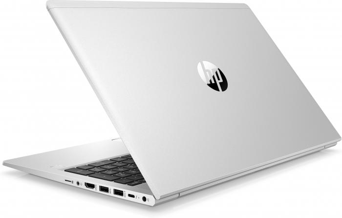 "Laptop HP ProBook 650 G8, 15.6 ""Full HD, i5 1135G7 (pana la 4.2 GHz), 8 GB RAM, 256 GB SSD, Windows 10 Pro, Silver [4]"