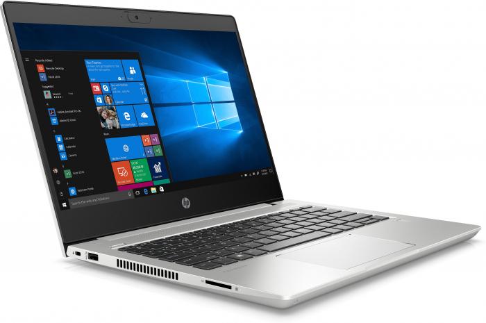 """Laptop ProBook 430 G7, 13.3"""", i3 10110U (pana la 4.1 GHz), 8 GB DDR4, 256 GB SSD, Windows 10 Pro, Argintiu [2]"""