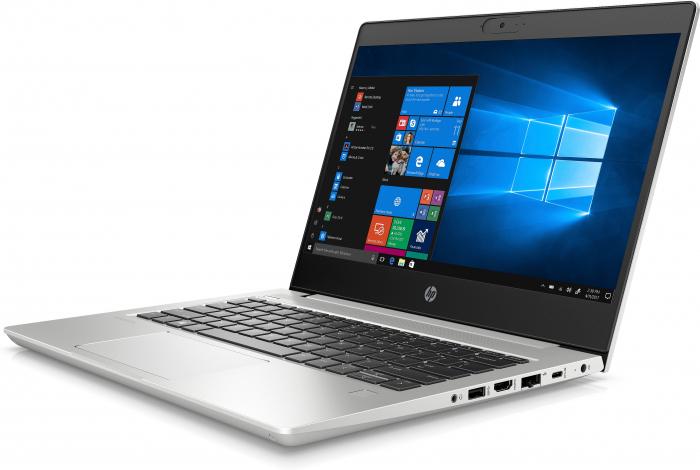 """Laptop ProBook 430 G7, 13.3"""", i3 10110U (pana la 4.1 GHz), 8 GB DDR4, 256 GB SSD, Windows 10 Pro, Argintiu [1]"""