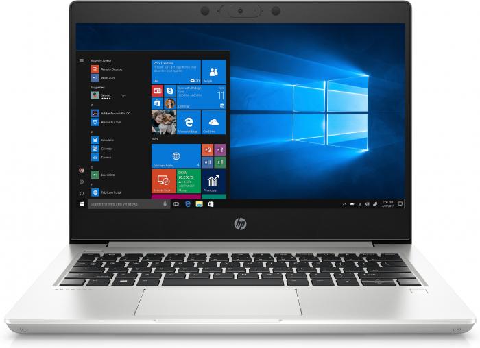 """Laptop ProBook 430 G7, 13.3"""", i3 10110U (pana la 4.1 GHz), 8 GB DDR4, 256 GB SSD, Windows 10 Pro, Argintiu [0]"""