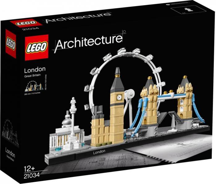 LEGO® Architecture Londra 21034 [0]