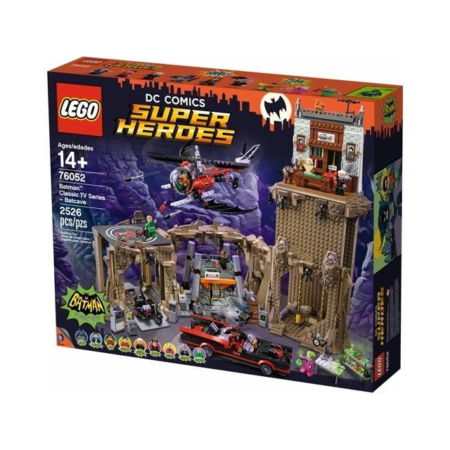 Lego® Batman 76052 Batman Classic TV Series - Batcave [0]