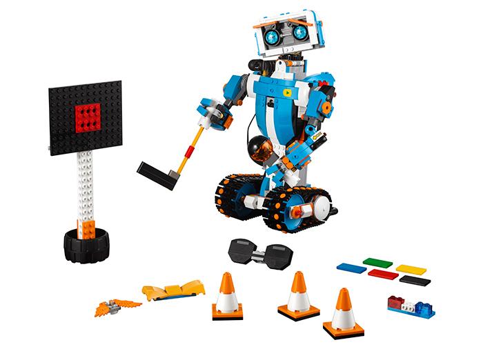 LEGO® BOOST Cutie creativa de unelte 17101 0