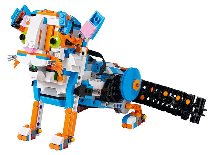 LEGO® BOOST Cutie creativa de unelte 17101 3