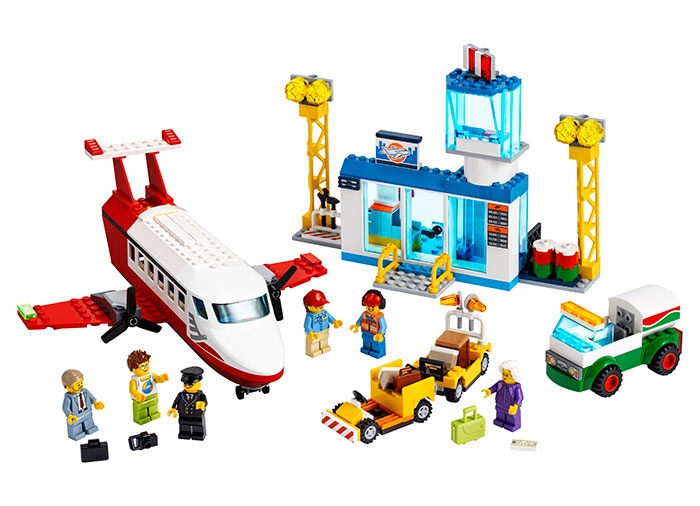 LEGO® City: Aeroport central 60261 [0]