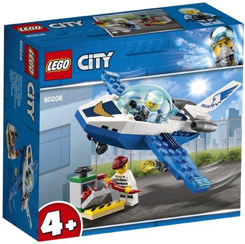 LEGO® City: Avionul poliției aeriene 60206 0