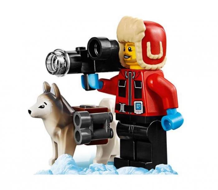LEGO® City  Camion arctic de cercetare 60194 4