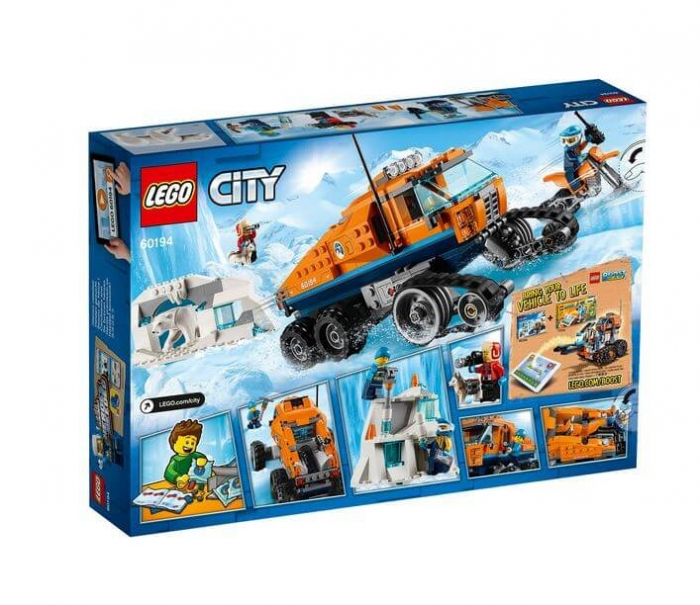 LEGO® City  Camion arctic de cercetare 60194 12