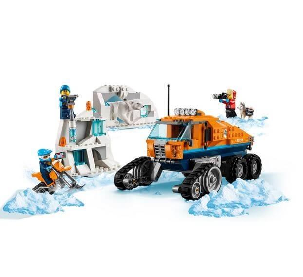 LEGO® City  Camion arctic de cercetare 60194 11