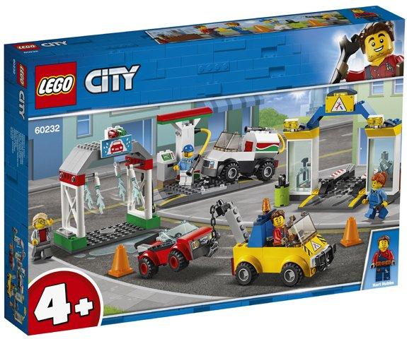 LEGO® City : Centrul de garaje 60232 0
