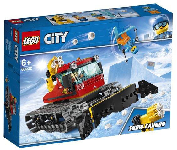 LEGO® City: Compactor de zăpadă 60222 0