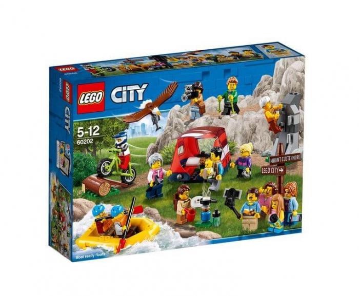 LEGO® City  Comunitatea Orasului - Aventuri 60202 0