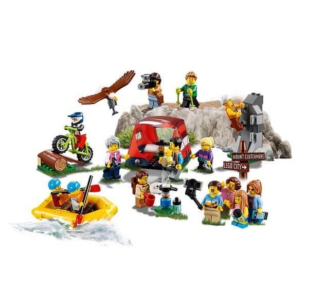 LEGO® City  Comunitatea Orasului - Aventuri 60202 3