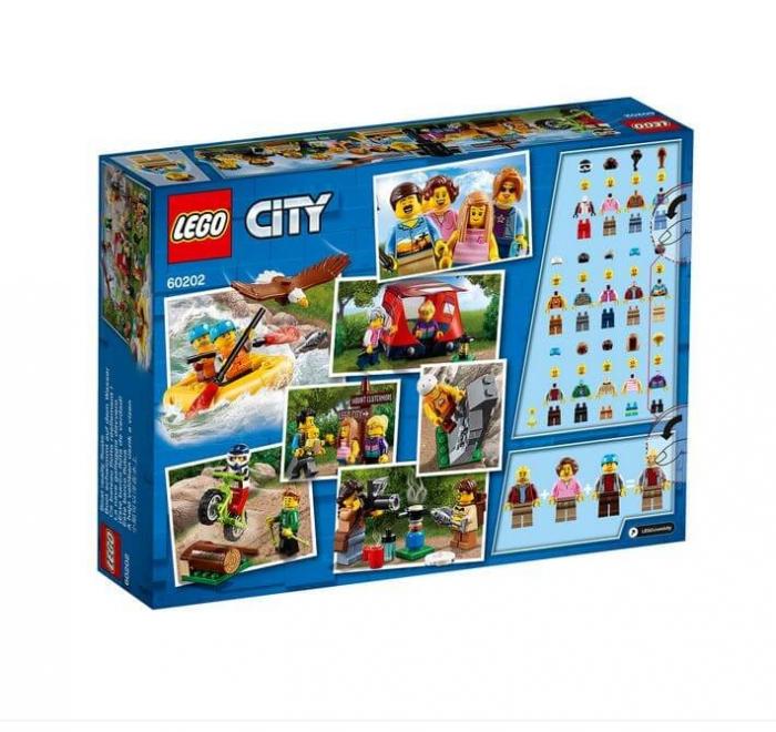 LEGO® City  Comunitatea Orasului - Aventuri 60202 4
