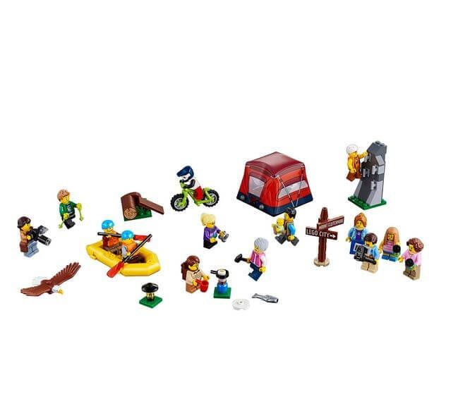 LEGO® City  Comunitatea Orasului - Aventuri 60202 1