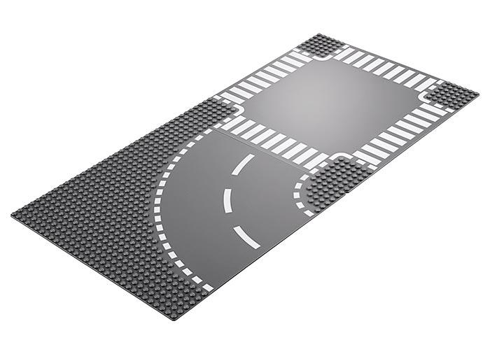 LEGO® City: Curbă și intersecție 60237 0