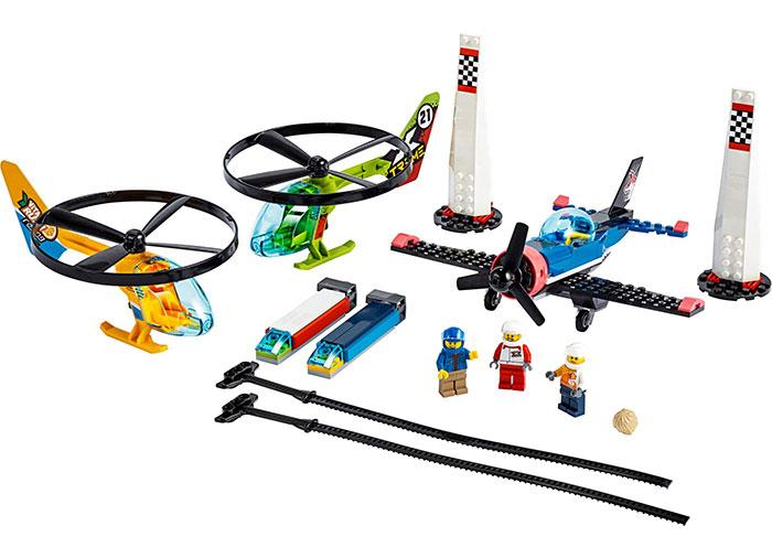 LEGO® City: Cursa aeriana 60260 [0]