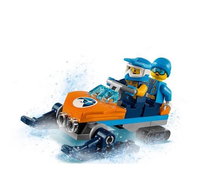 LEGO® City  Echipa arctica de explorare 60191 10