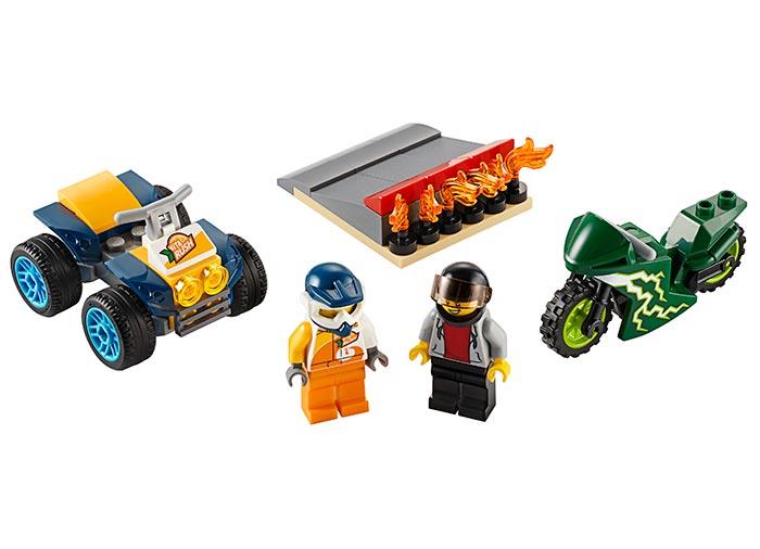 LEGO® City: Echipa de cascadorii 60255 [0]