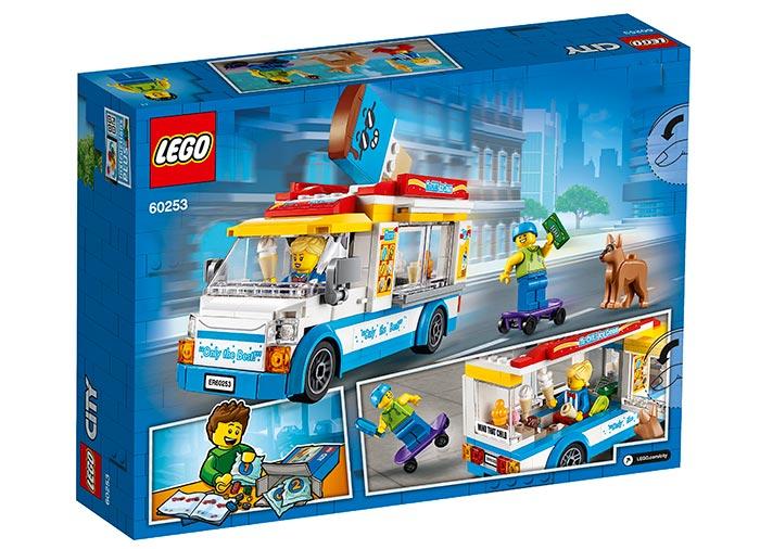 LEGO® City: Furgoneta cu inghetata 60253 5