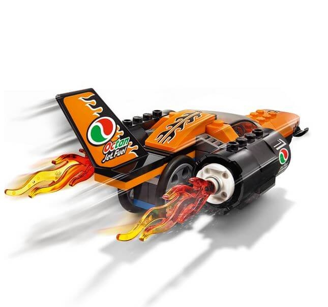 LEGO® City Great Vehicles Masina de viteza 60178 [6]