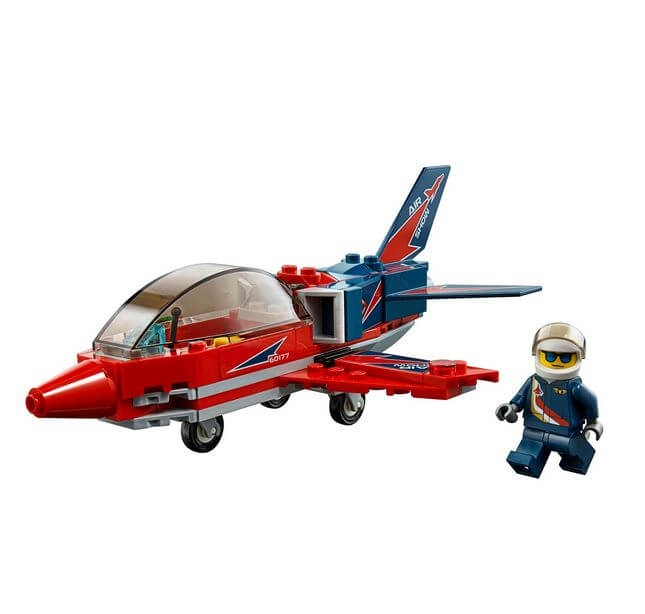 LEGO® City Great Vehicles Spectacol aviatic 60177 2