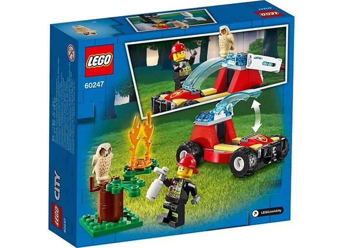 LEGO® City: Incendiu in padure 60247 1