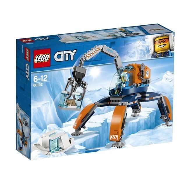LEGO® City  Macara Arctica 60192 6