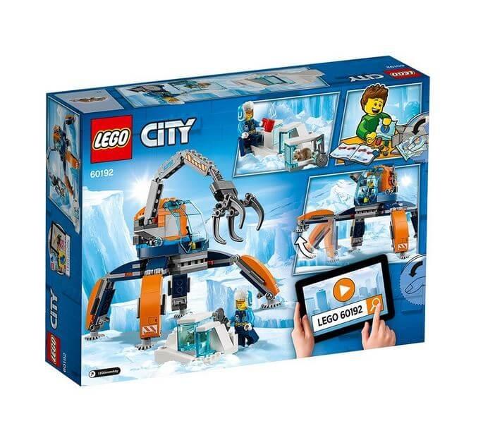 LEGO® City  Macara Arctica 60192 3