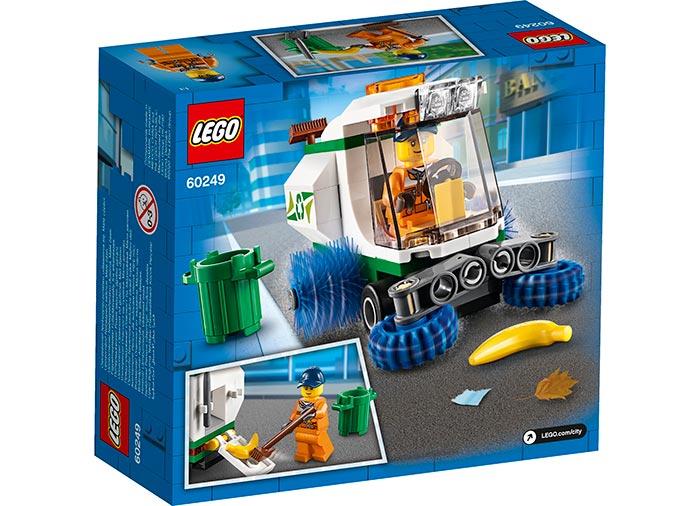 LEGO® City: Masina de maturat strada 60249 1