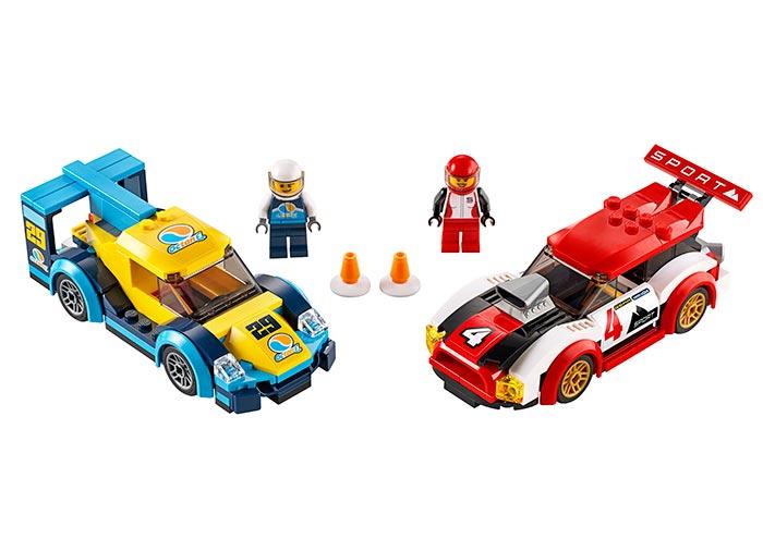 LEGO® City: Masini de curse 60256 0