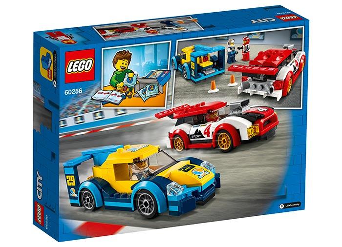 LEGO® City: Masini de curse 60256 1