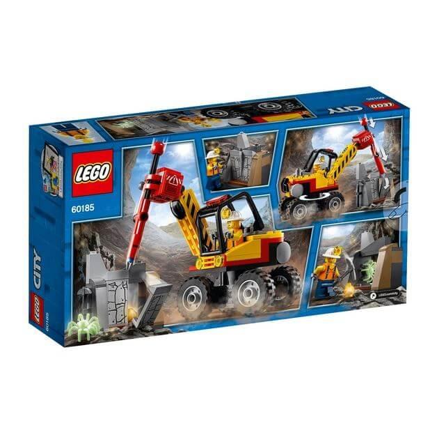 LEGO® City Mining Ciocan pneumatic pentru minerit 60185 1