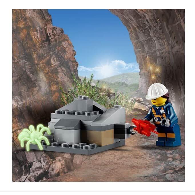 LEGO® City Mining Echipa de minerit 60184 3