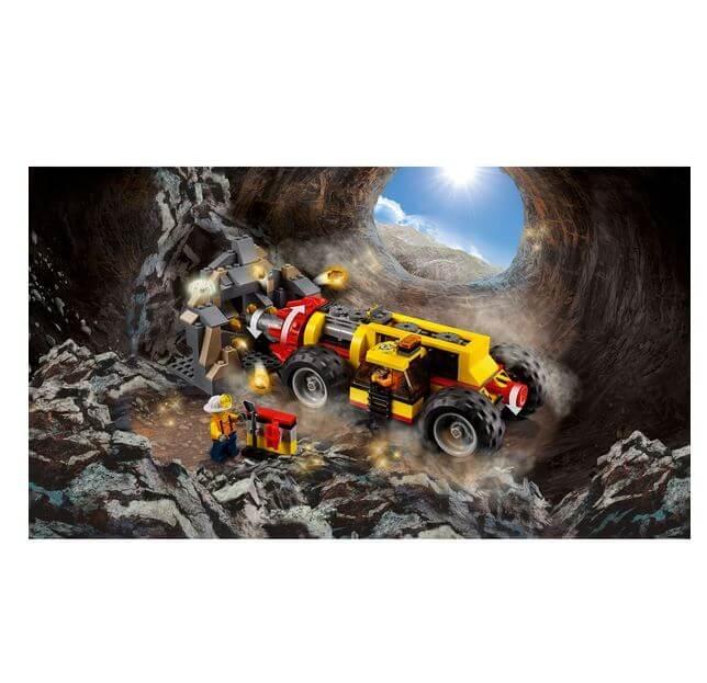 LEGO® City Mining Foreza de minerit de mare putere 60186 3