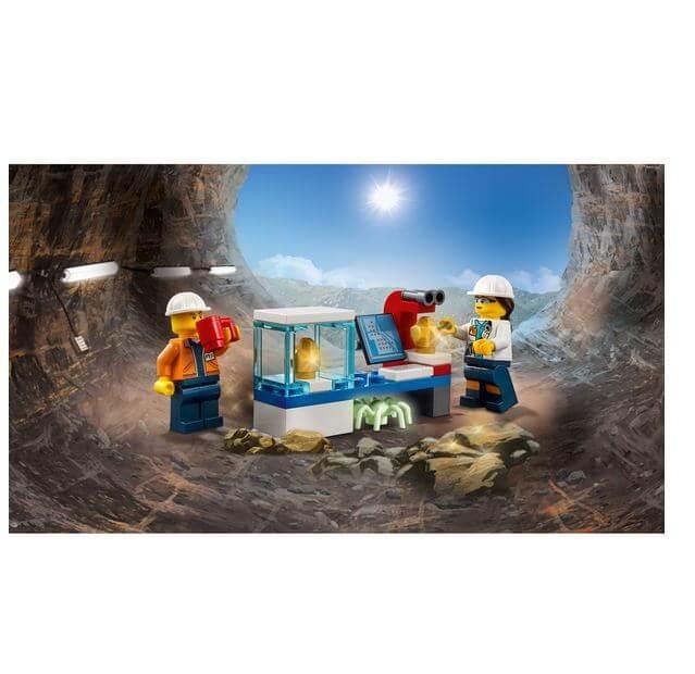 LEGO® City Mining Foreza de minerit de mare putere 60186 1