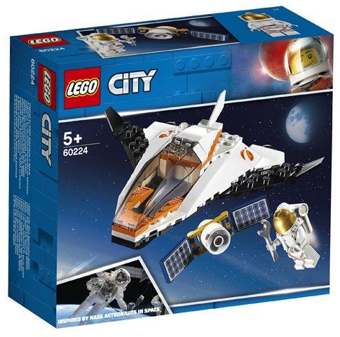 LEGO® City : Misiune de reparat sateliti 60224 0