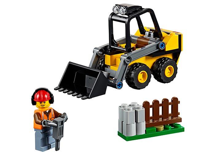 LEGO® City: Încărcător pentru construcții 60219 [0]