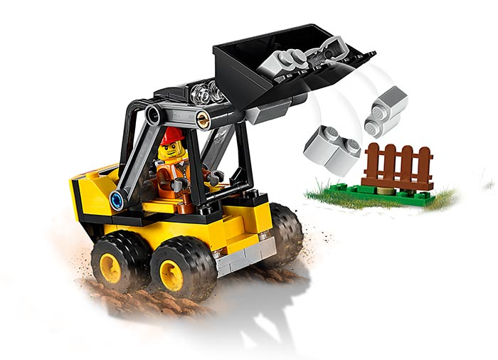 LEGO® City: Încărcător pentru construcții 60219 [2]