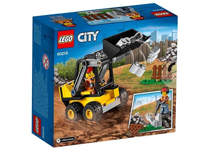 LEGO® City: Încărcător pentru construcții 60219 [1]