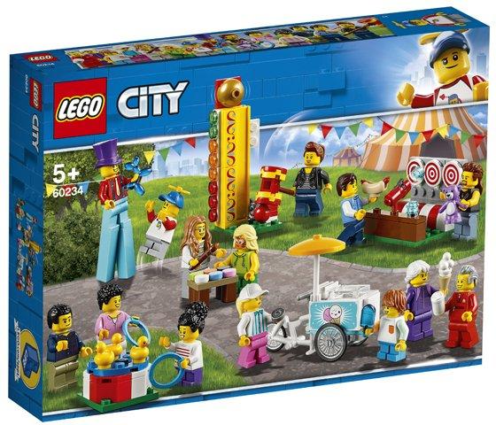 LEGO® City : Parcul de distractii 60234 [0]