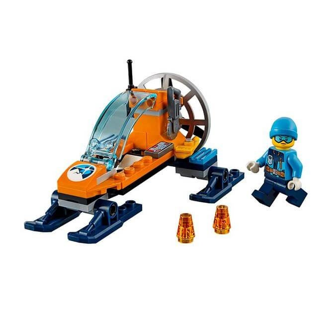 LEGO® City  Planor arctic 60190 3